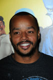 Donald Faison Photo stock