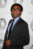 Donald Glover Royaltyfria Bilder