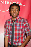 Donald Glover Photographie stock