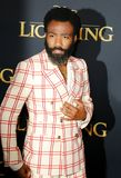 Donald Glover, Childish Gambino royalty free stock photography