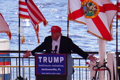 Donald J. Trump Stock Photos