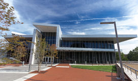 Donald Julian Reeves Student Activities Center at WSSU Royalty Free Stock Photos