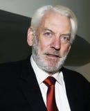 Donald Sutherland Royalty-vrije Stock Fotografie