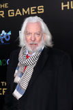 Donald Sutherland Royalty Free Stock Photography