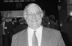 Donald Thompson foto de archivo