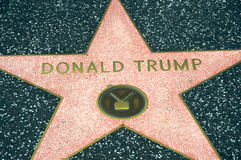Donald Trump fotos de archivo