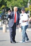 Donald Trump fotografering för bildbyråer