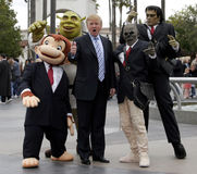 Donald Trump imagen de archivo