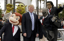 Donald Trump Immagini Stock