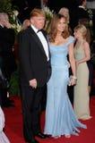 Donald Trump, atout de Melania Image stock