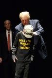 Donald Trump Campaigns i St Louis Royaltyfria Foton
