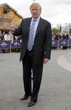 Donald Trump. HOLLYWOOD, CALIFORNIA. March 10, 2006. Donald Trump kicks off the sixth season casting call search for THE APPRENTICE held at the Universal Studios Royalty Free Stock Photography