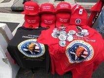 Donald Trump Memorabilia Stock Photos