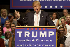 Donald Trump Stock Photo
