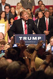 Donald Trump's first Presidential campaign rally in Phoenix Stock Photos