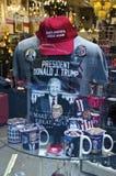 Donald Trump Souvenirs Stockfoto