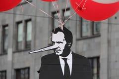 Donald Tusk Obraz Royalty Free