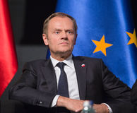 Donald Tusk Stock Foto