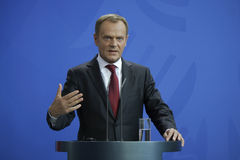 Donald Tusk Royalty Free Stock Photo