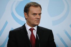 Donald Tusk Royalty Free Stock Images