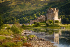 Donan Castle Royalty Free Stock Image