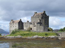 donan eilean för slott Arkivbild