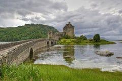 donan eilean för slott Arkivfoto