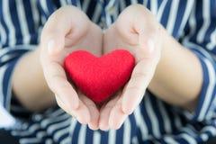 Donante de amor Fotografía de archivo