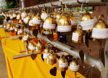Donate bells Stock Images