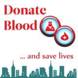 Donate blood Stock Photos