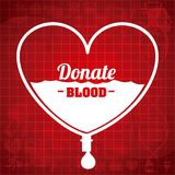 Donate blood Royalty Free Stock Photography