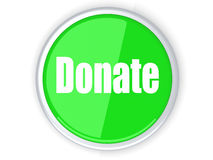 Donate Button Royalty Free Stock Images