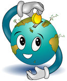 Donate / Save the Earth Royalty Free Stock Photo