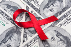 Donate to Aids Stock Images