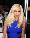 Donatella Versace Stock Images
