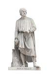 Donatello Statue in Florenz, Italien Stockbild