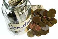 Donation Stock Photos