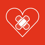 Donation blood design Stock Photo