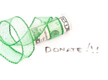 Donation Concept Royalty Free Stock Photography