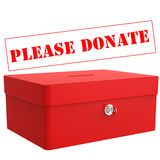 Donation Concept Stock Photography