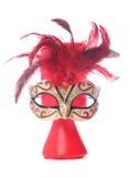 Donation de charité et masque de mascarade Image libre de droits