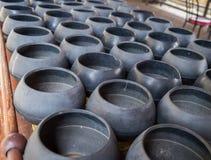 Donation Merit Bowls Royalty Free Stock Photography