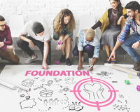 Free Donations Foundation Giving Help Welfare Charity Concept Stock Photos - 79094453