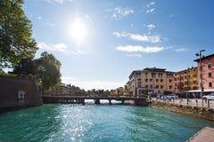Donatori Di Sangue γέφυρα Στοκ Φωτογραφίες