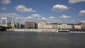 Donau 免版税库存图片