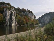Donau Fotografia Royalty Free