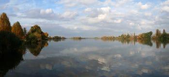 Donau Royalty-vrije Stock Afbeeldingen
