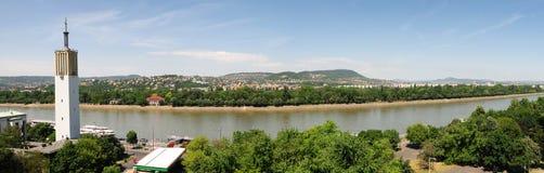 Donau Lizenzfreies Stockbild