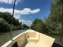 Donau-Delta Lizenzfreie Stockbilder