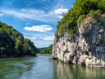 Donau germany Royalty Free Stock Images
